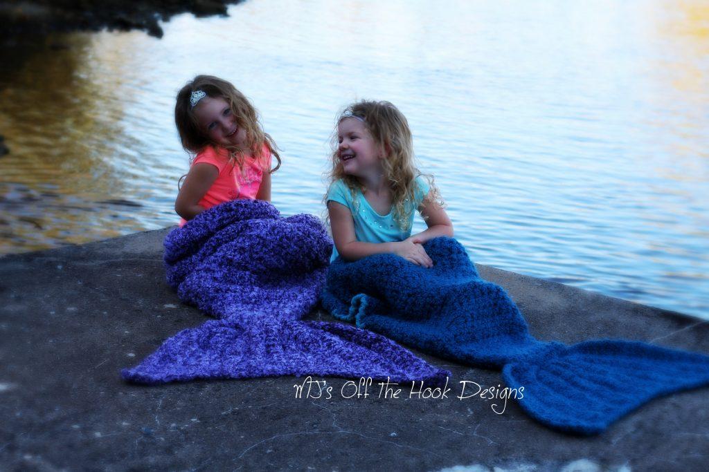 fun girl mermaids
