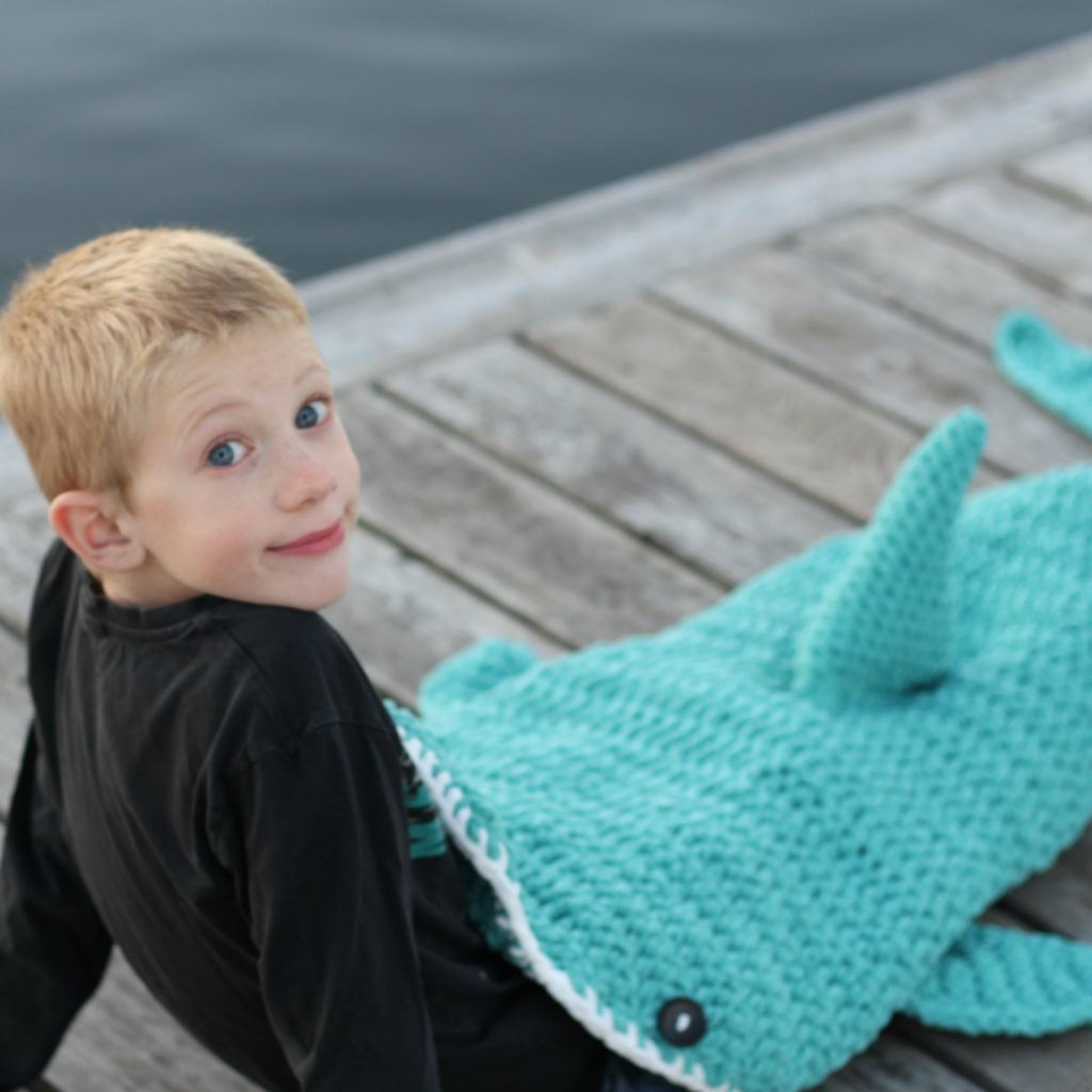 Soft & Cozy Dolphin Blanket