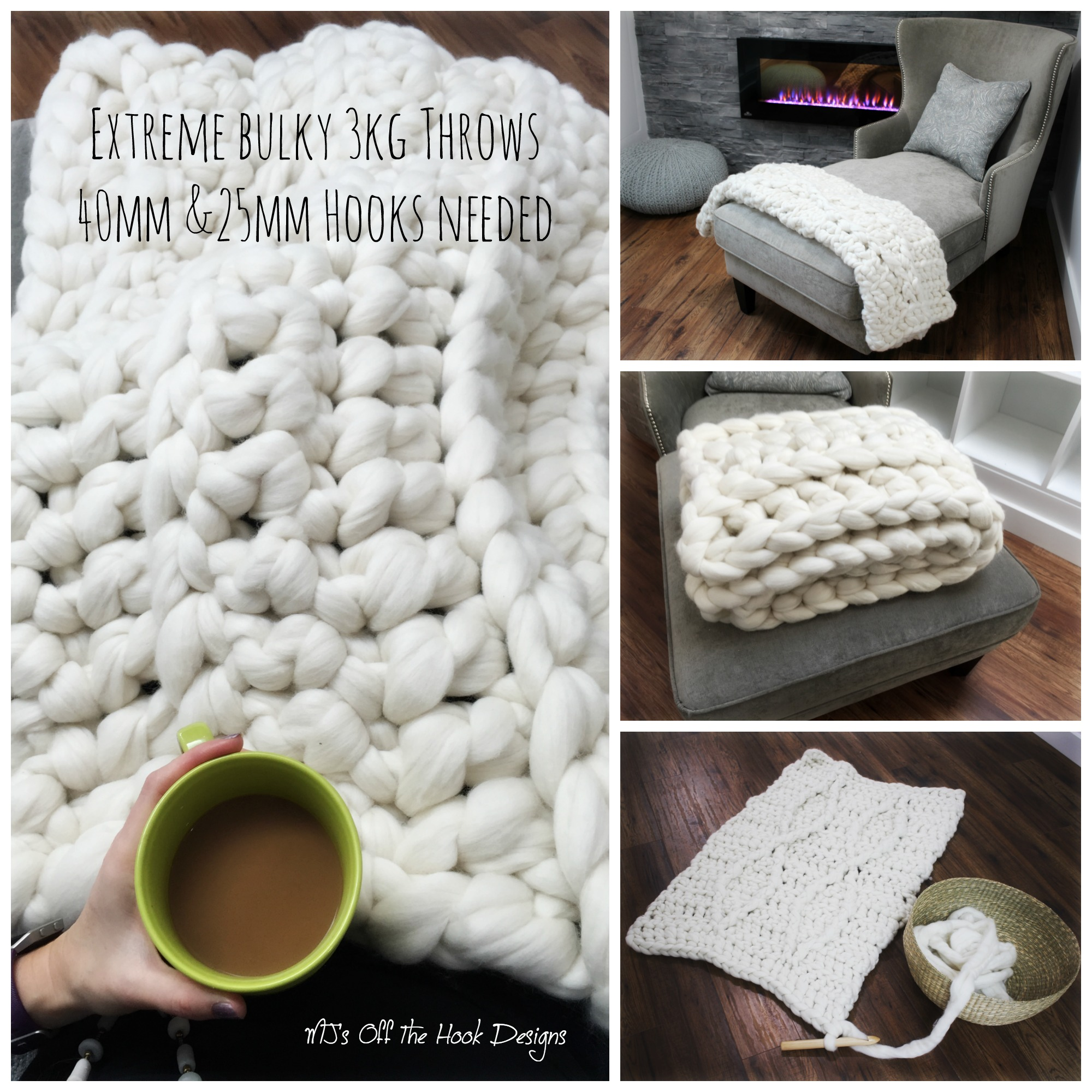 Extreme Crochet Mjs Off The Hook Designs