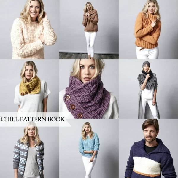 Chill Pattern Book College