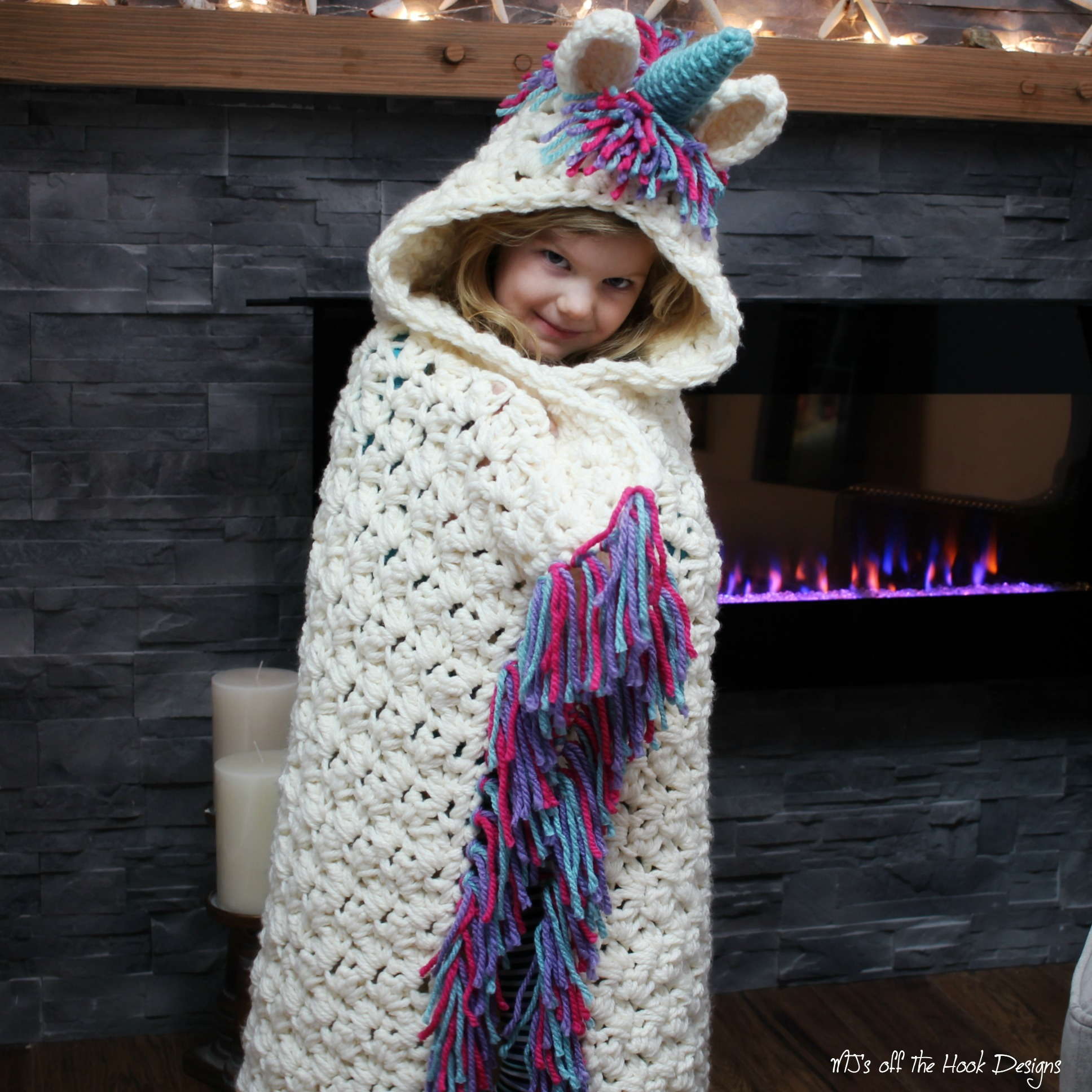 Crochet Baby Unicorn Pattern : Always Be a Unicorn! - MJs off the Hook Designs