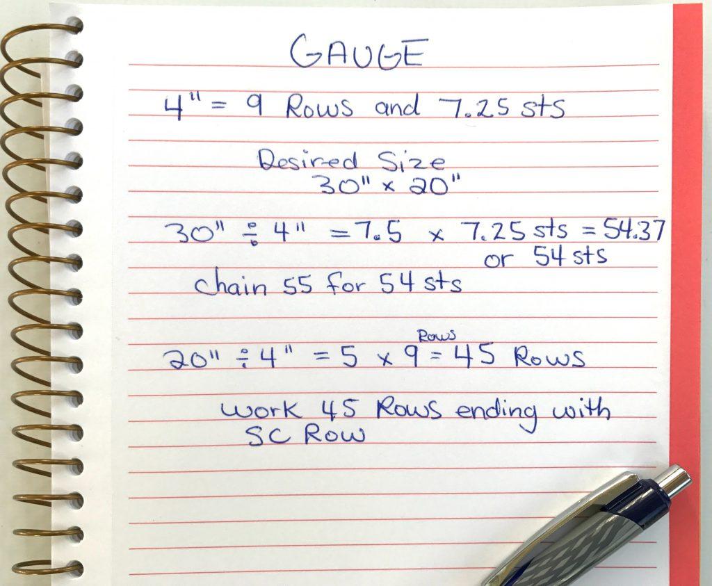 mat gauge