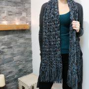 full length scarf