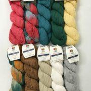 Cabot colours