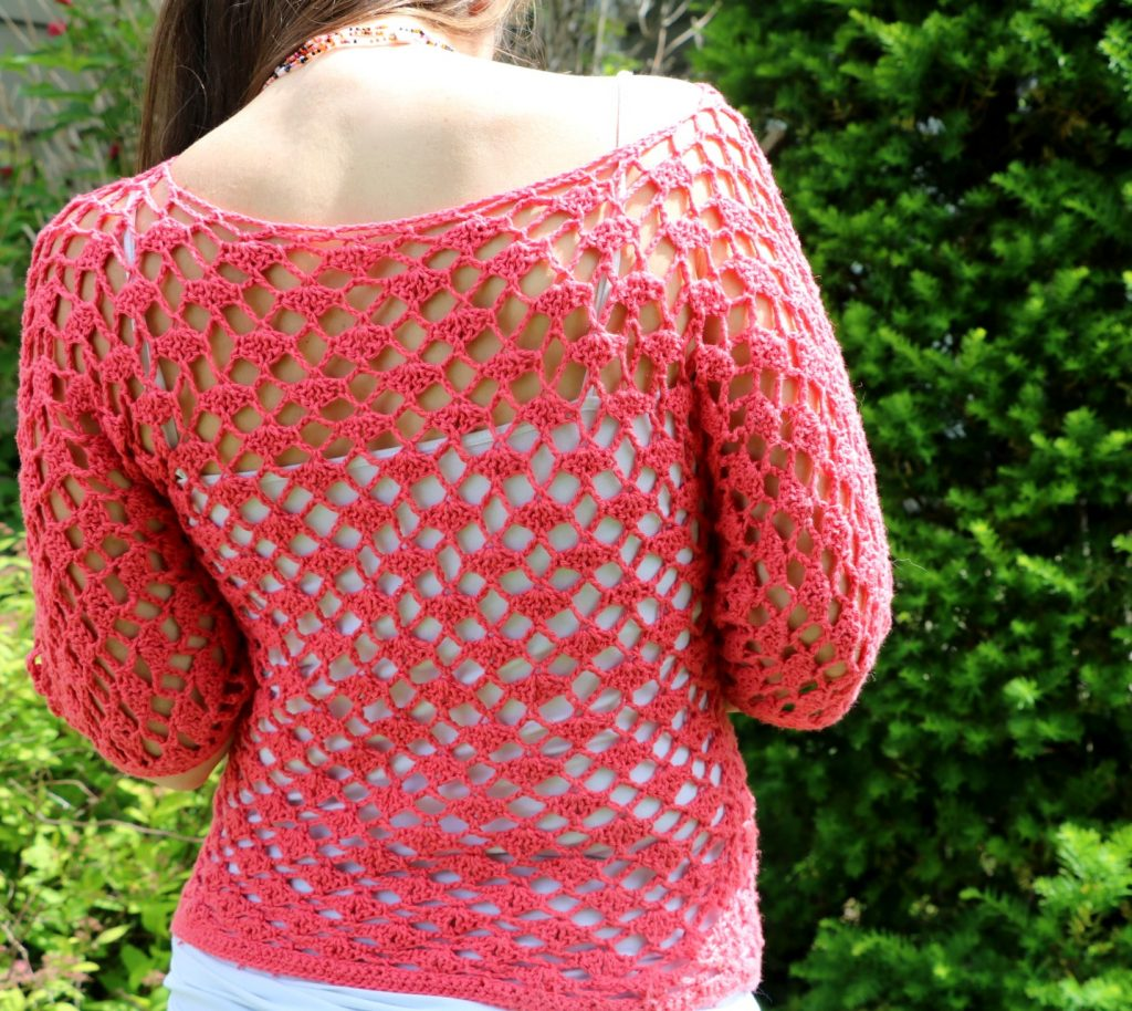 crochet wearables for summer