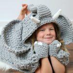 Elepaphant blanket
