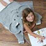 Elephant Blanket 6