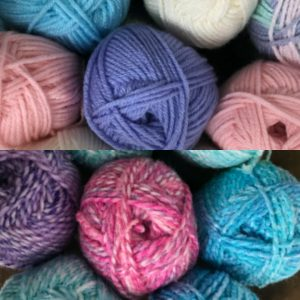 Mixed Baby Yarns