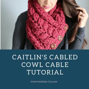 caitlins cowl course