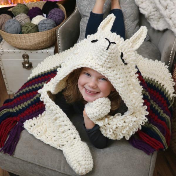 Alpaca my Llama Blanket Crochet Pattern! - MJ's off the Hook