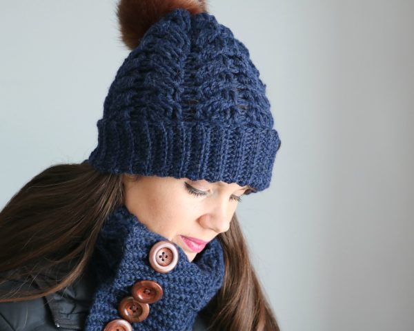 Alpine Cabled Toque7