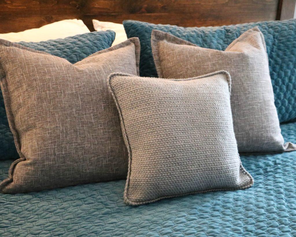 Rustic Farmhouse Pillow