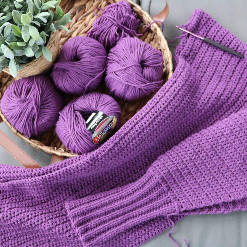 Mellowspun DK yarn