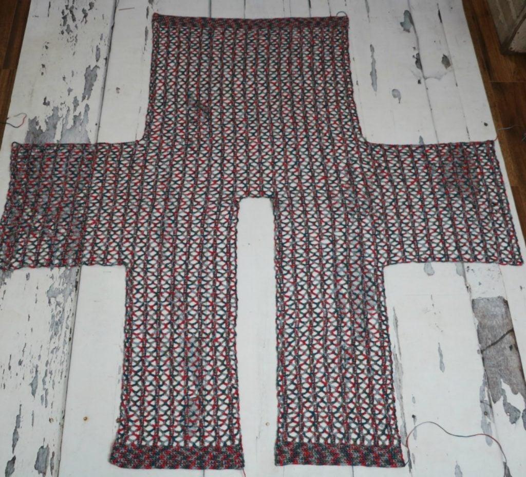 Crochet Cabot Trail Cardigan