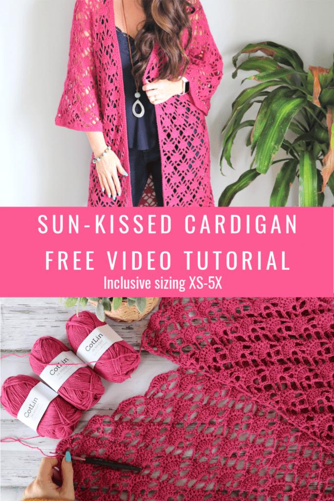 sun-kissed cardigan