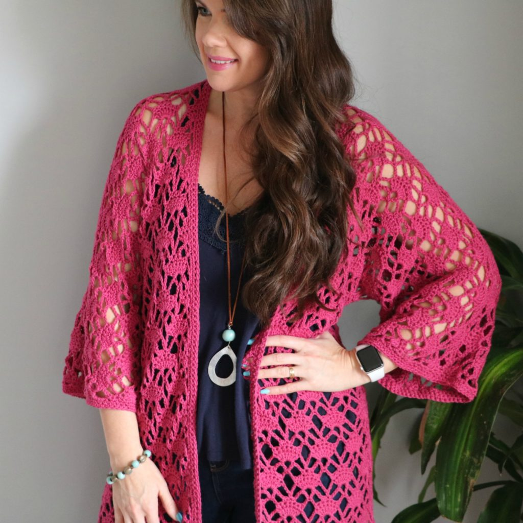 Sun-Kissed Cardigan