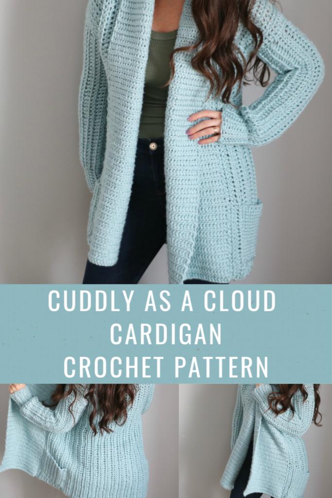 Cuddly as a Cloud Cardigan
