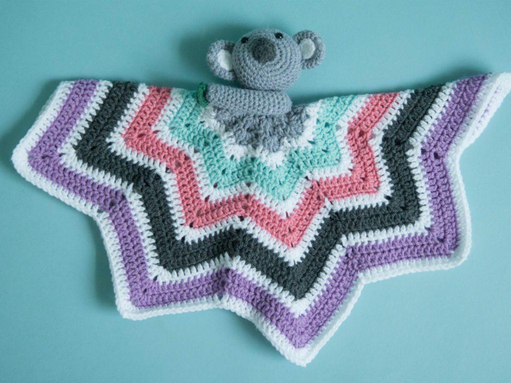 Crochet koala Lovey