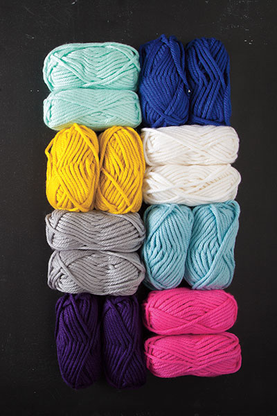 mighty stitch bulky yarn