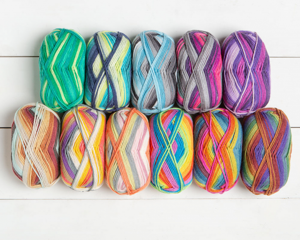 Felici yarn from wecrochet