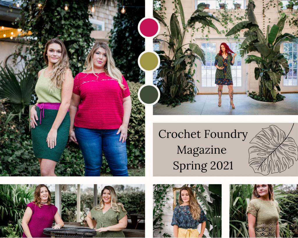 crochet foundry magazine