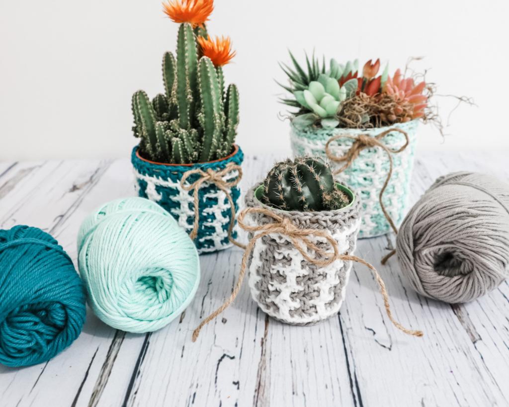 Easter Mosaic Crochet Pattern
