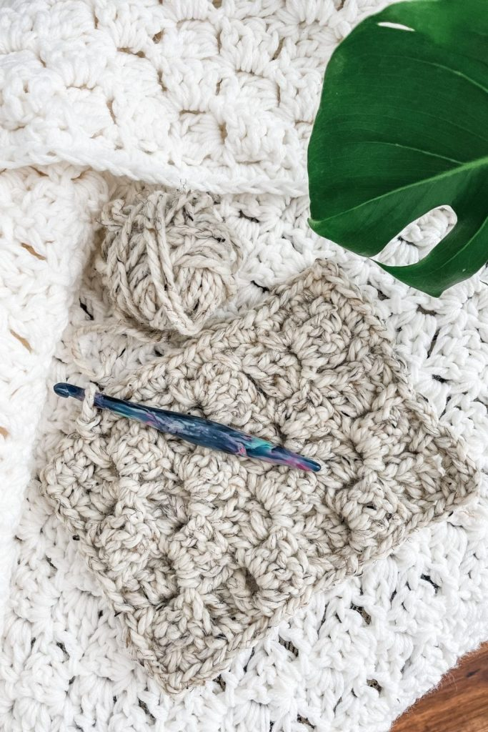 Easy Crochet C2C Blanket