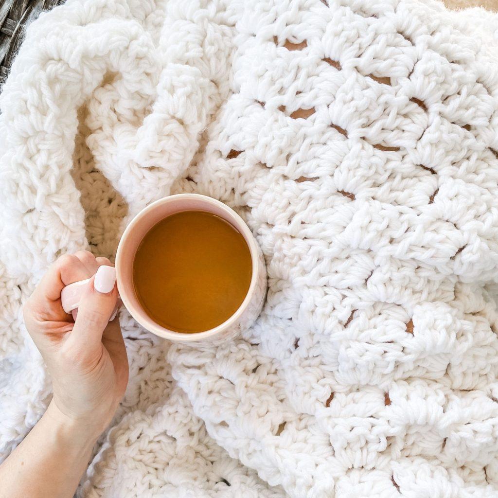 coffee and crochet
