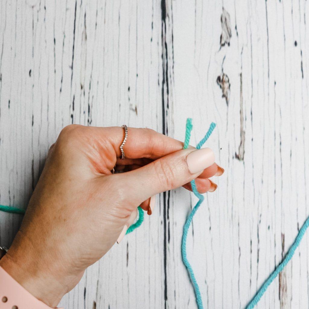 Crochet Tips & Tricks Thumb join