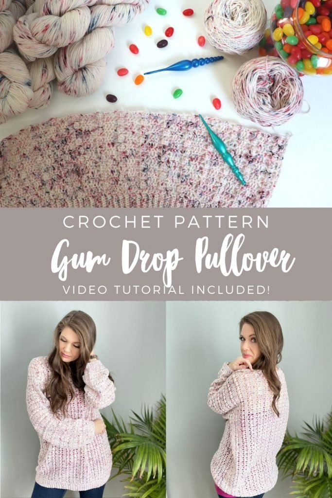 Gum Drop Pullover
