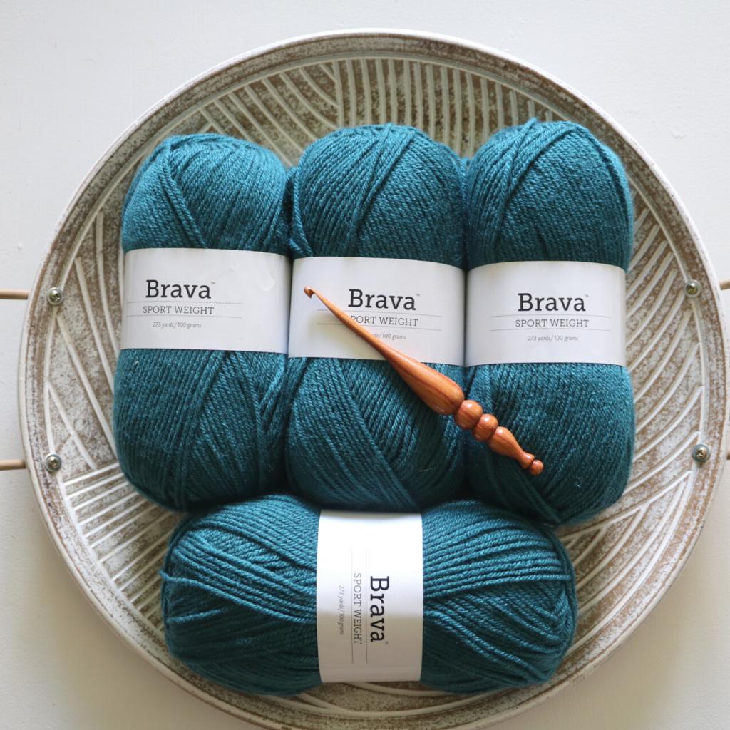 brava sport yarn